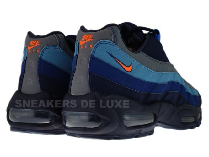 Nike Air Max 90 Navy Orange