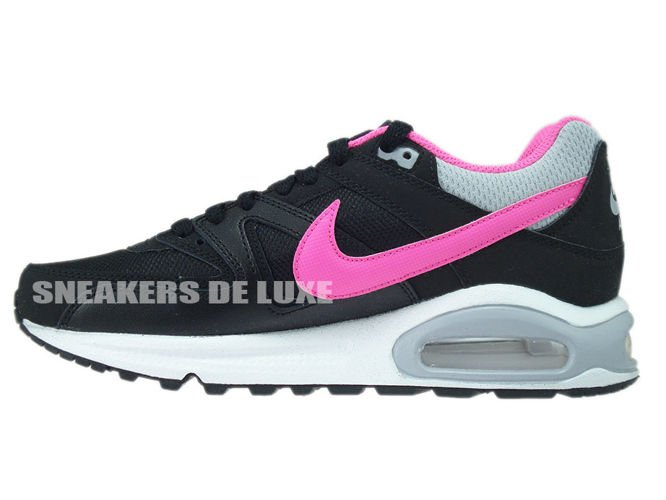407626 065 nike air max command black pink pow wolf grey. Black Bedroom Furniture Sets. Home Design Ideas