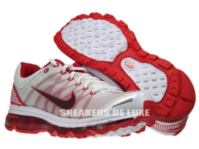 Nike Air Max 2009 Acajou Rouge