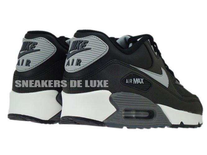 nike air max 90 essential grey black