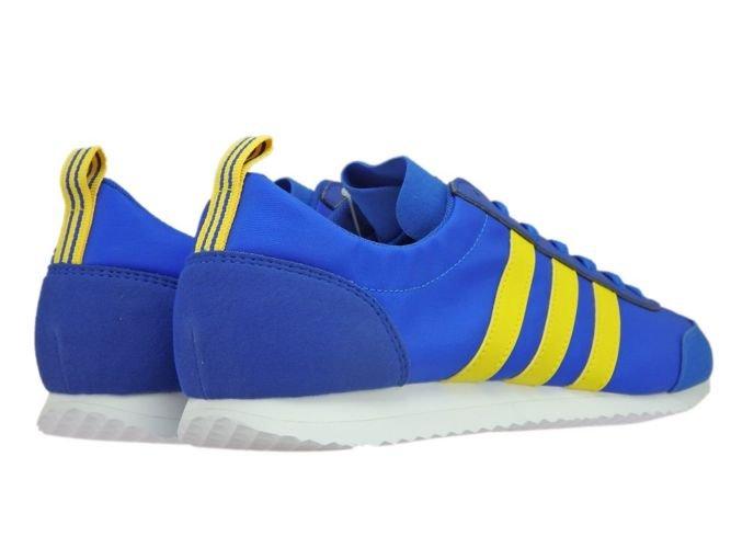 Bb9679 adidas neo vs jogging blu / giallo / royal bb9679 collegiale eqt