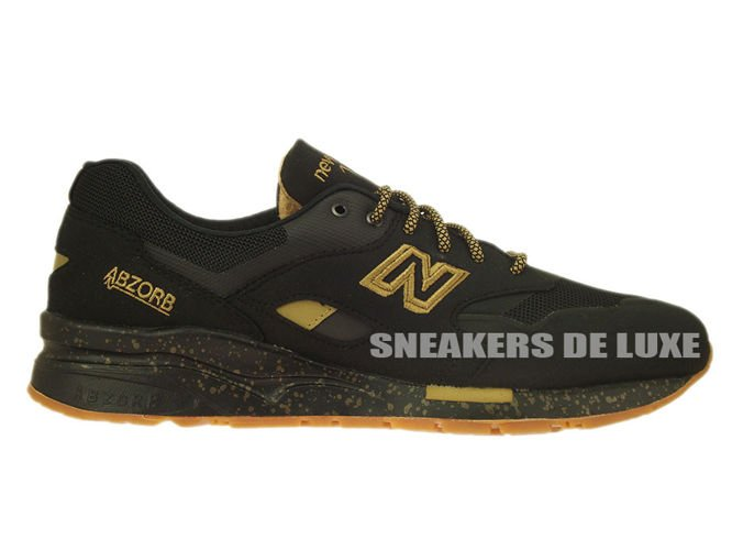 new balance 1600 black gold buy