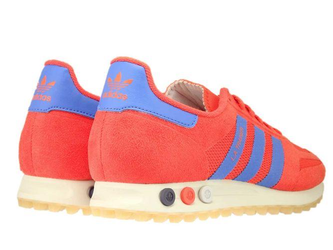 Cq2275 Adidas La Trainer - Res Res Blu / Rosso / Ciao Talco Cq2275 Adidas