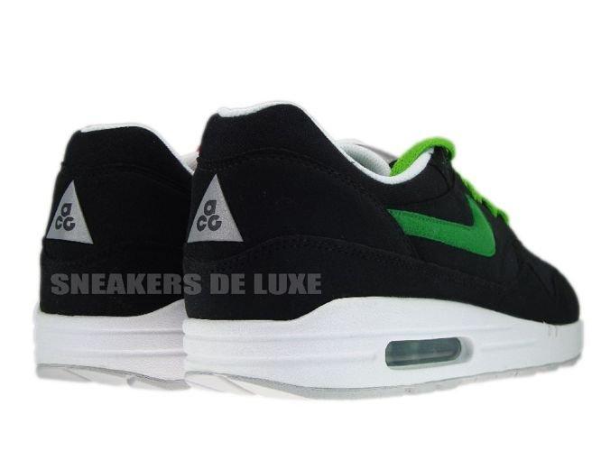 hot sale online cd19e adb9a Nike Air Max 1 Acg Blackvictory Green