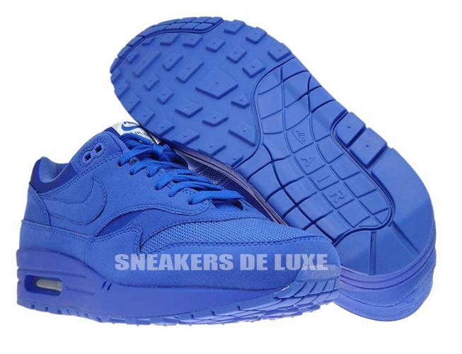 Nike Air Max 1 Premium 875844-400 Game Royal/Game Royal 875844-400 ...