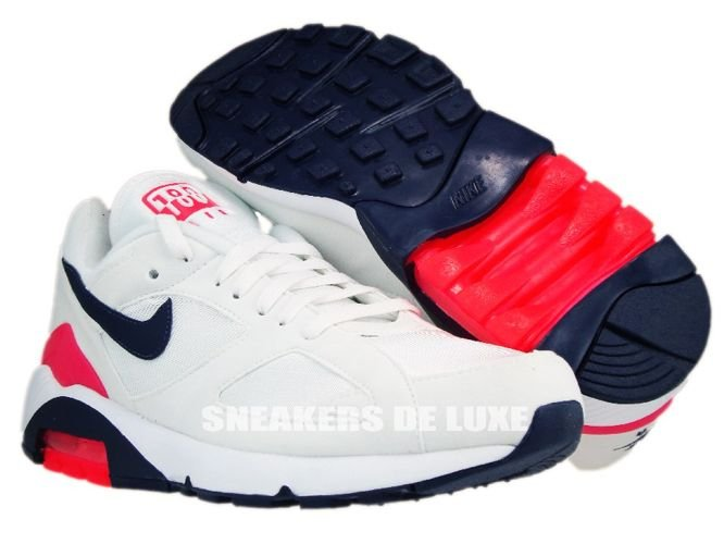 Cheap Nike Air Max 180 'Red Safari' and 'Green Safari' The iLL sessions
