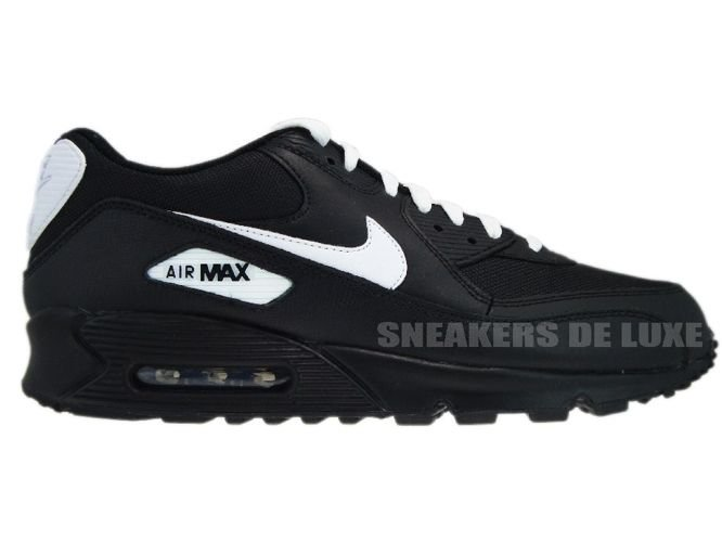 nike air max 90 black and white