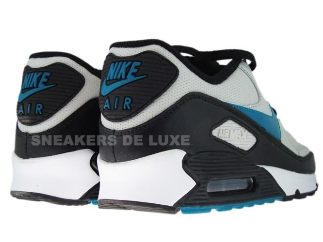 ... Nike Air Max 90 Neutral Grey/Blustery-Black 309299-027 ...