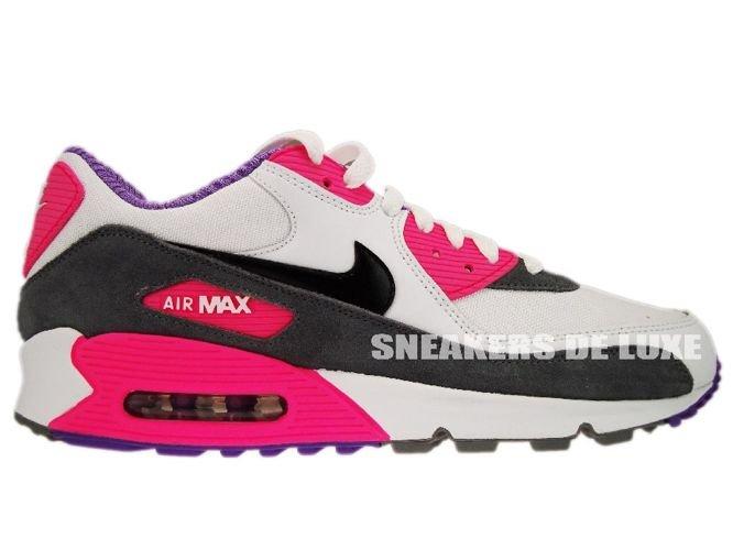 Nike Air Max Gris 90 Blanc/Noir Cool Gris Max Rose 325213 103 325213 103 65a560