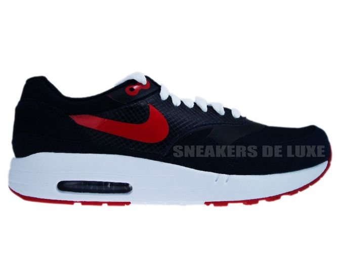 English: Nike Air Max Maxim 1+ Omega Pack Obsidian/Sport Red/White 366488-401 366488-401