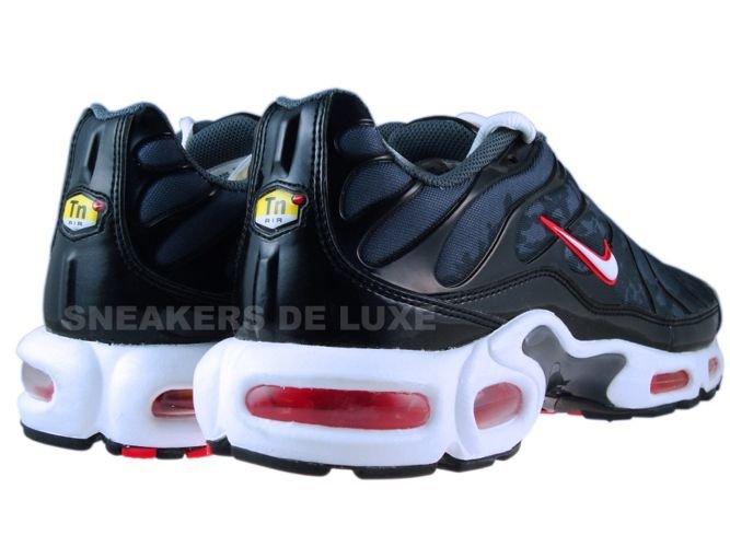 Nike Max Air Max Nike Plus Tn 1 Negro  Hot Rojo 604133 907 Nike \ Hombres fef0ef