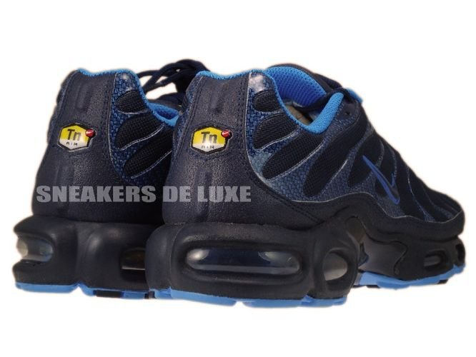 ... Nike Air Max Plus TN 1 Obsidian/Obsidian-Photo Blue ...