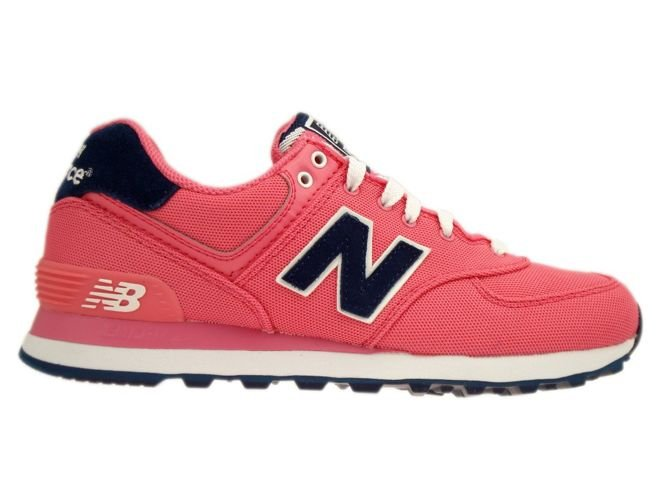 NEW BALANCE WL574POP PIQUE POLO PACK PINK
