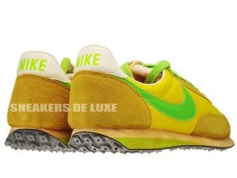 316987-730 Nike Elite Chrome Yellow/Electric Green-University