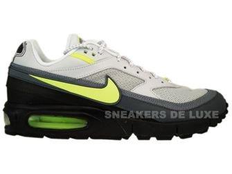 407976-001 Nike Air Max Modular 95 Neutral Grey/Volt-Stealth-Dark Grey