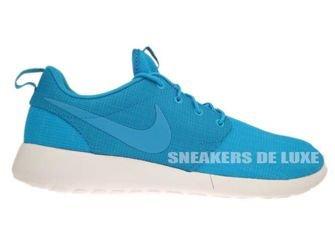 511881-447 Nike Rosherun Blue Lagoon/Blue Lagoon-Light Blue Lacquer-White