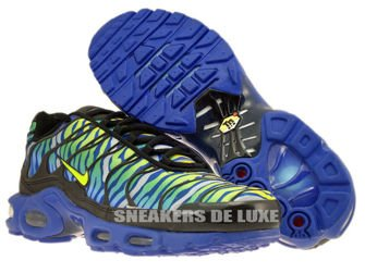 604133-431 Nike Air Max Plus TN 1 Hyper Blue/Volt-Black