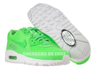 724821-300 Nike Air Max 90 Voltage Green/Voltage Green-White