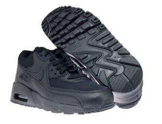 833418-001 Nike Air Max 90 Black/Black