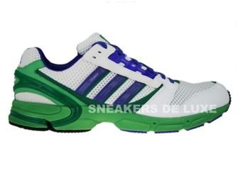 Adidas ZX 8000 SP White/Deep Purple/Green
