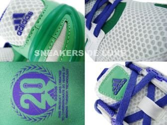 Adidas ZX 8000 SP White/Deep Purple/Green