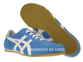 Asics Onitsuka Tiger Track Trainer D318N-4101 Electric Blue/White