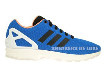 B34501 adidas ZX Flux Bluebird / Ftwr White / Off White