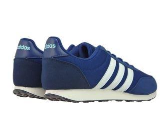 BC0113 adidas V Racer 2.0 NEO Mystery Blue/Ftwr White/Energy Aqua