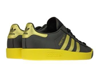 CQ2084 adidas Forest Hills Core Black/Gold Met/EQT Yellow