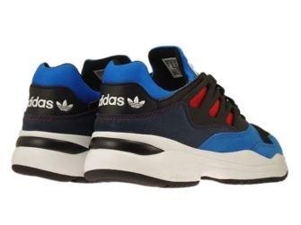D65486 adidas Torsion Allegra Black/Running White/Bluebird