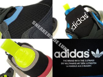 D65568 adidas ZX 5000 RSPN Black/Electric/Carbon