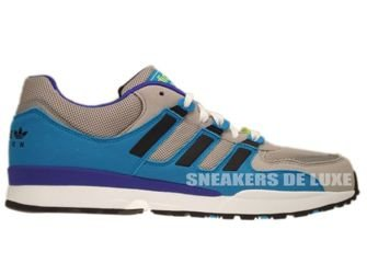D66129 adidas Torsion Integral S Chrome/Black/Turquise