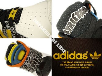 D67600 adidas Street Ball Leather