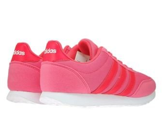 DB0434 adidas V Racer 2.0 NEO Real Pink/Shock Red/Ftwr White