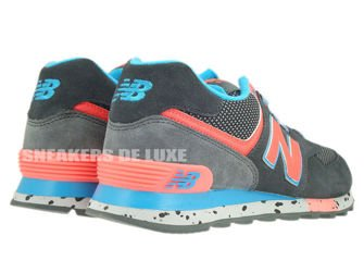 ML574DGB New Balance 574 Grey / Blue