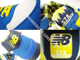 "ML574FTB New Balance 574 ""Camper Pack"""