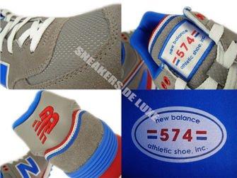 ML574SGW New Balance 574