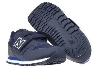 New Balance KA373NAY Navy/White