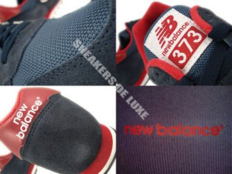 New Balance M373SBR Navy / Red