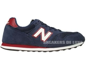 New Balance M373SNR 373 Navy/Red