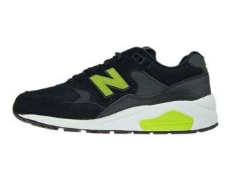 New Balance MRT580NF Black/Lime