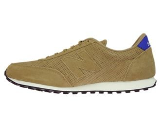 New Balance U410PT Perforated Tan