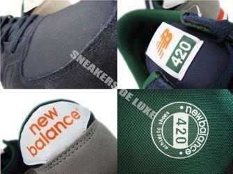 New Balance U420SNGO