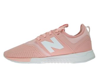 New Balance WRL247EM Pink with White