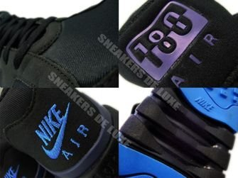 Nike Air Max 180 Black/Bhoto Blue-Ink 310155-003