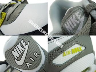 Nike Air Max 90 Medium Grey/High Voltage 309299-037