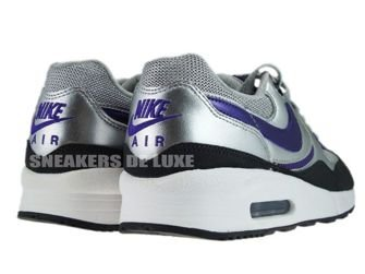 Nike Air Max Light Metallic Silver/Club Purple