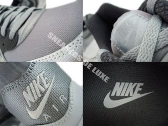 Nike Air Max Light Wolf Grey/Dark Grey-White 315827-007