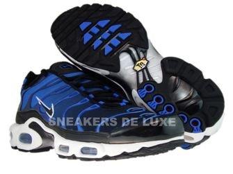 Nike Air Max Plus TN 1 Black/Black-White-Signal Blue