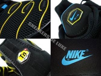 Nike Air Max Plus TN 1 Black/Tour Yellow-Dynamic Blue